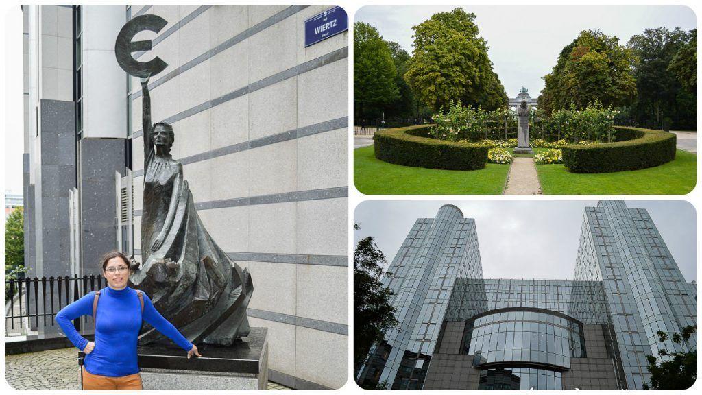Comisión Europea de Bruselas - Los viajes de Margalliver